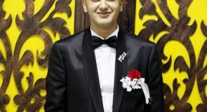 تهنئة للشاب نظمي نظام محمد صبيح بمناسبة الزواج