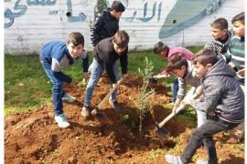 بلدية قصرة تحرص على تقديم الدعم اللازم لمدارس البلدة بمتخلف المجالات والانشطة