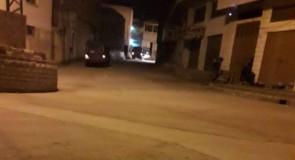 قوات الاحتلال تقتحم بلدة قصرة وتعتقل الشاب عبدالله نمر سعيد وتفتش منزل السيد جمال عبد الحميد