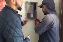 (بلدية قصرة تحدد غرامة مالية قدرها 5000 شيكل لمن يتلاعب بعداد الكهرباء)