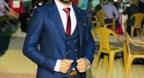تهنئة للشاب محمود غسان نصار حسن بمناسبة الزواج