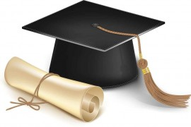 """تهنئة للطلبة الناجحين في امتحان الثانوية العامة """"الانجاز"""" لعام 2019"""