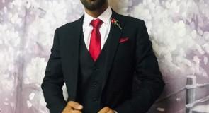 تهنئة للشاب شادي يوسف بسام عوده بمناسبة الزواج