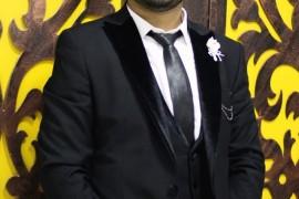 تهنئة للشاب محمود ابراهيم طه حسن بمناسبة الزواج