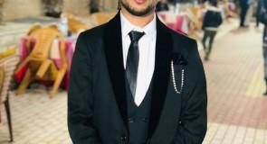 تهنئة للشاب حسام محمود منصور ابو ريده بمناسبة الزواج