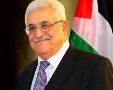 فخامة رئيس دولة فلسطين محمود عباس يهاتف رئيس بلدية قصرة السيد محمد جابر خريوش
